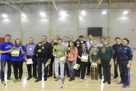 В Самаре прошел 4-й областной турнир по мини-гольфу среди сотрудников СМИ